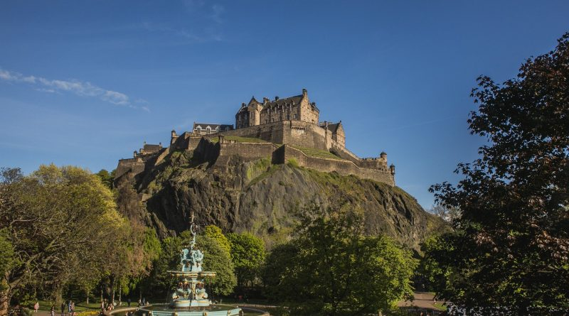 Image of Edinburgh Castle